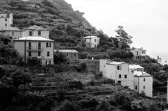 Cinque Terre- Italien Lizenzfreies Stockbild