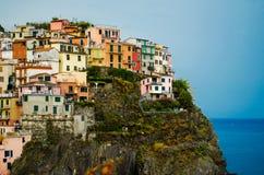 Cinque Terre- Italien Lizenzfreies Stockfoto