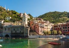 Cinque Terre, Italien Stockfoto