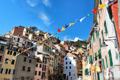 Cinque Terre - Italy Stock Photography
