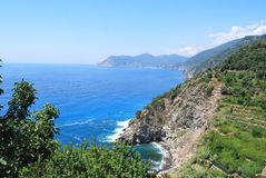 Cinque Terre - Italy Royalty Free Stock Image