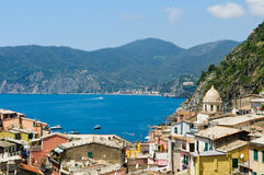 Cinque Terre Italy Royalty Free Stock Images