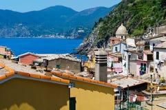 Cinque Terre Italy Royalty Free Stock Photos