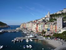 Cinque Terre Italy Royalty Free Stock Photography