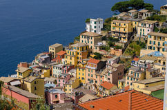 Cinque Terre- Italy Royalty Free Stock Photo
