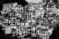 Cinque Terre- Italy stock photography