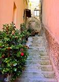 Cinque Terre, Italy - corniglia Stock Photo