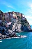 Cinque Terre, Italy - manarola Stock Photos