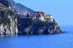 Cinque Terre, Italy - manarola Stock Images