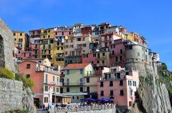 Cinque Terre, Italy - Manarola Royalty Free Stock Image