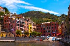 Cinque Terre, Italy. Manarola village in Cinque Terre, Italy Royalty Free Stock Photos