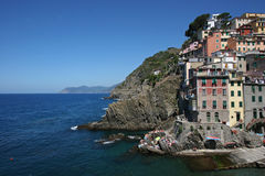 Cinque Terre in Italy Royalty Free Stock Photos