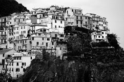 Cinque Terre- Italy stock images