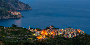 Cinque Terre (Liguria, Italian Riviera) Royalty Free Stock Photo