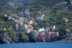 Cinque Terre, Liguria, italy Obraz Royalty Free