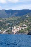 Cinque Terre, Liguria, italy Fotografia Stock