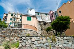 Cinque terre - Liguria - Italy, landscape Royalty Free Stock Images