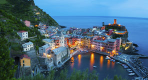 Cinque Terre, Liguria, Italy Royalty Free Stock Photography
