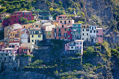 Cinque Terre, Liguria, Italy Stock Image