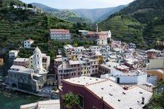 Cinque Terre, Liguria, Italy Royalty Free Stock Photo