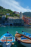 Cinque Terre, Liguria, Italy Royalty Free Stock Images