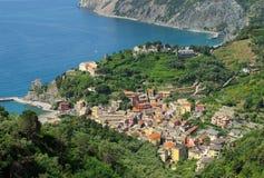 Cinque Terre Monterosso al klacz Fotografia Royalty Free