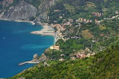 Cinque Terre Monterosso al Mare Royalty Free Stock Images