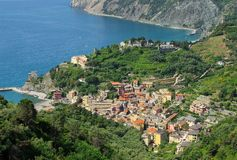 Cinque Terre Monterosso al Mare Royalty Free Stock Photography