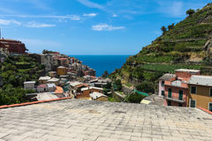 Cinque Terre National Park, Italy Stock Photos