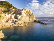Cinque Terre National Park, Italy Royalty Free Stock Photos