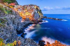 Cinque Terre National Park. royalty free stock photography