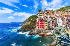 Cinque Terre National Park. royalty free stock images
