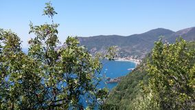 Cinque terre national park town sea meer holyday. Cinque terre national park italy Royalty Free Stock Photography