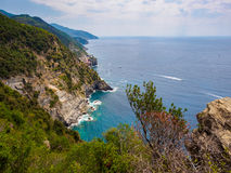 Cinque Terre Royalty Free Stock Photography