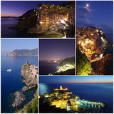 Cinque Terre Royalty Free Stock Images