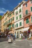 Cinque Terre, Włochy Fotografia Royalty Free
