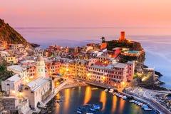 Cinque Terre, Włochy Zdjęcie Royalty Free