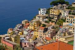 Cinque Terre- Włochy Zdjęcie Royalty Free
