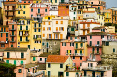 Cinque Terre- Włochy Obraz Stock