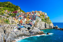 Cinque Terre, Włochy Zdjęcie Stock
