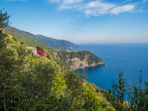 Cinque Terre, Włochy Obraz Stock