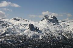 Cinque Torri, italienische Dolomit Lizenzfreie Stockfotografie
