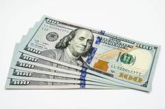 Cinquecento dollari di U.S.A. Fotografia Stock