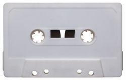 Cinta audio de la mezcla Foto de archivo
