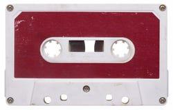 Cinta audio de la mezcla del vintage Fotos de archivo