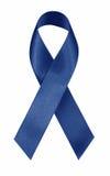 Cinta azul Imagen de archivo