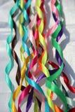 Cinta colorida Fotos de archivo