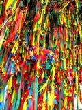 Cinta colorida Imagen de archivo libre de regalías
