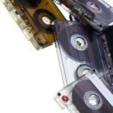 Cinta de audio imágenes de archivo libres de regalías