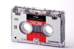 Cinta de audio Foto de archivo libre de regalías